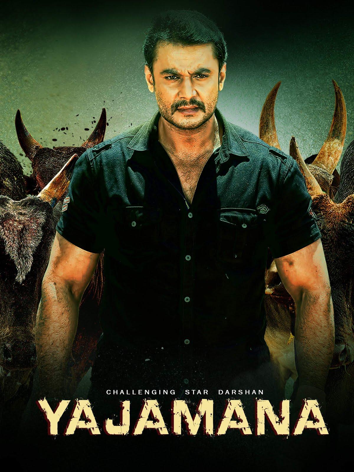 Yajamana (2019) Dual Audio 1080p UNCUT HDRip [Hindi + Kannada] 2.5GB