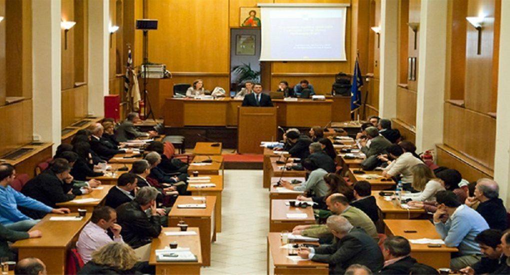 Ψήφισμα του Περιφερειακού Συμβουλίου Κεντρικής Μακεδονίας για τη «Συμφωνία των Πρεσπών»