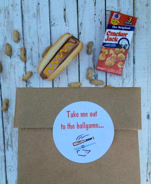 Baseball Inspired School Lunch Idea - www.jacolynmurphy.com