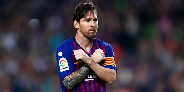Xavi Percaya Messi Bisa Bermain Sampai Usia 40 Tahun