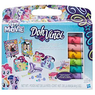 Official Images of MLP DohVinci Set Released