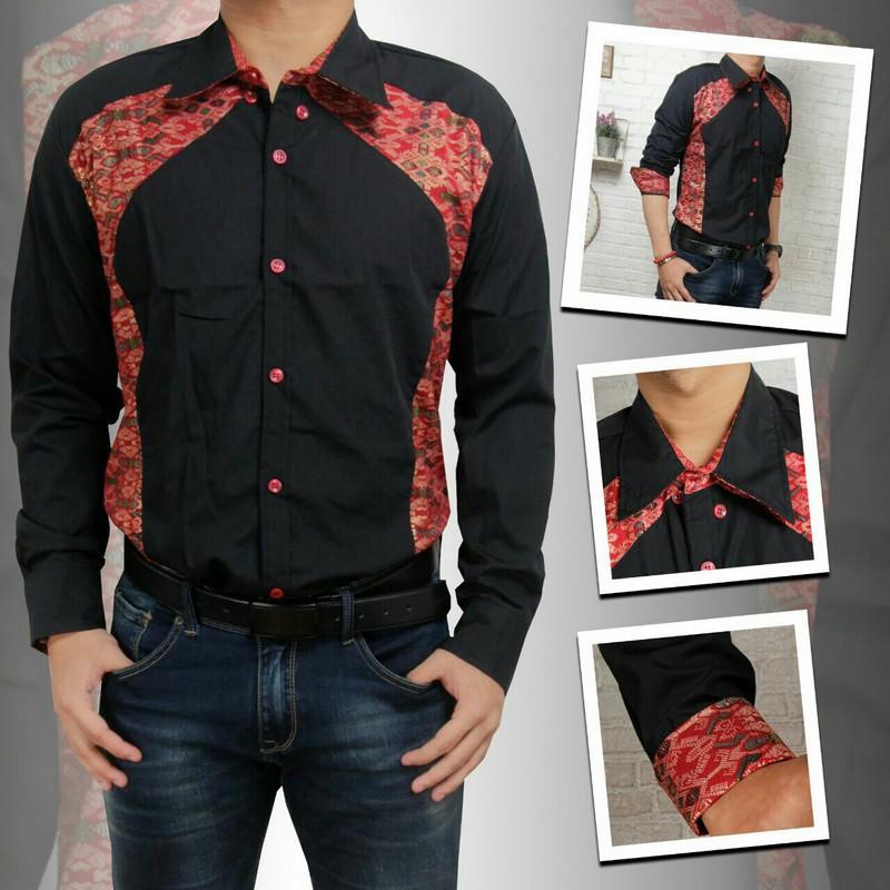 Jual Baju Kemeja Pria Murah Online Produk Terbaru 15