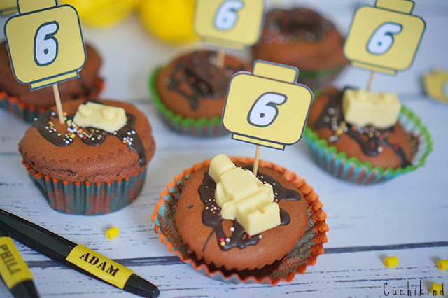 muffins legoparty