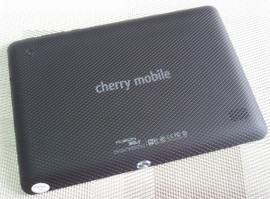cherry mobile fusion bolt, cherry mobile tablet