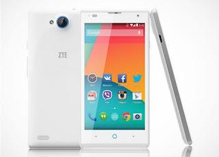 Harga ZTE Blade G Lux Terbaru, Dilengkapi Jaringan 3G dan Laya 4.5 Inch
