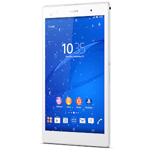 Sony Xperia Z3 Tablet Compact (front)
