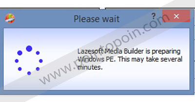 Instalasi Lazesoft Recovery Password 4
