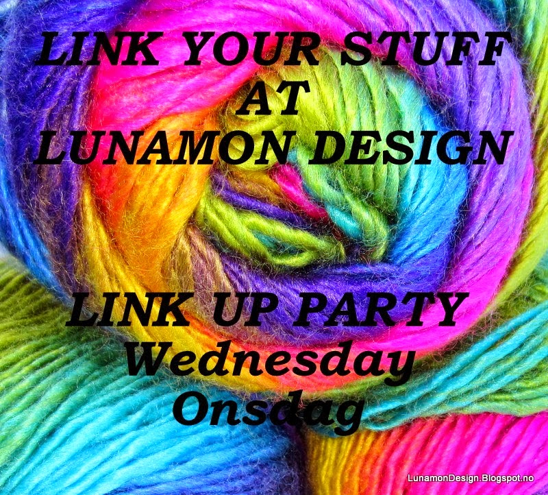 Lunamon Link Party on Wednesdays
