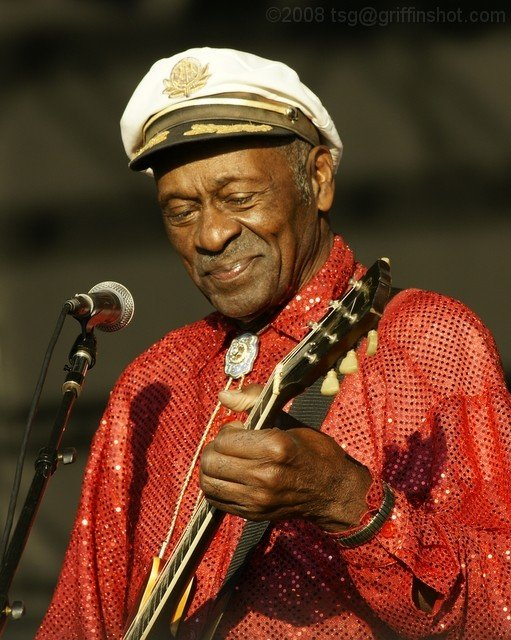 life Chuck berry adult