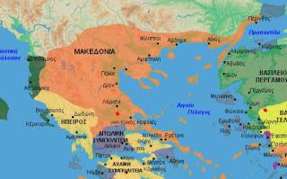 Η συμμετοχή Μακεδόνων στους Ολυμπιακούς Αγώνες