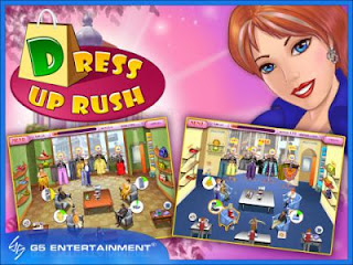 Download Dress Up Rush Game For PC