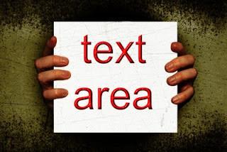 Cara Membuat Text Area