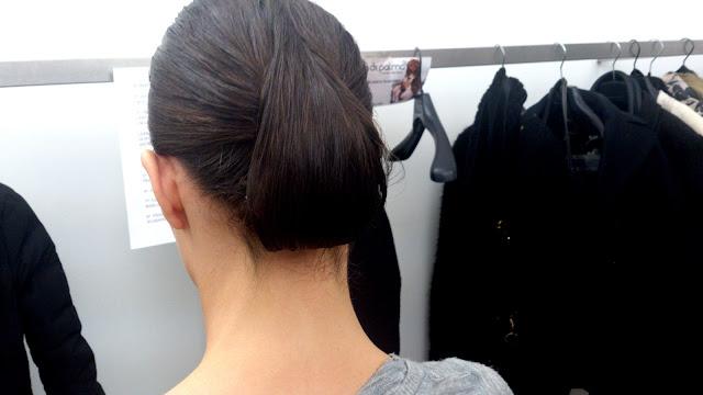 Hairdo: Recogido sencillo