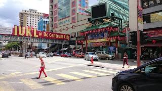 Petaling Street - Jalan Petaling Kuala Lumpur