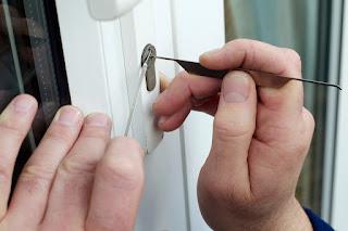 Cerraduras antirrobo para hogares