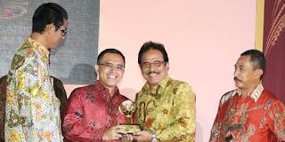 Banyuwangi Raih Government Award 2016.