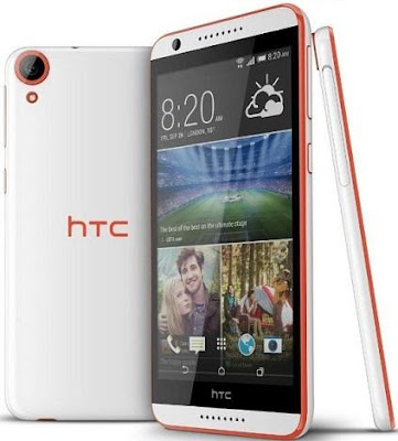 HTC Desire 830 Modes and Respective Keys