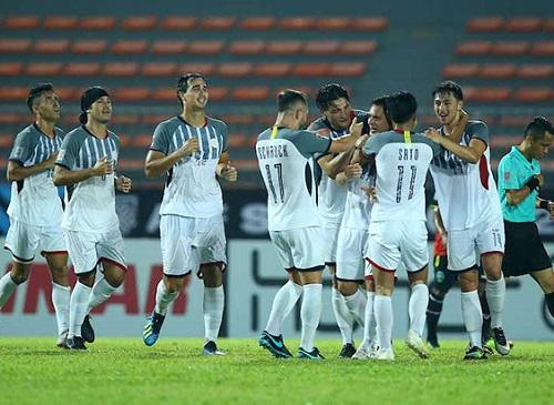 Thái Lan hụt vé sớm, Indonesia chính thức bị loại 1