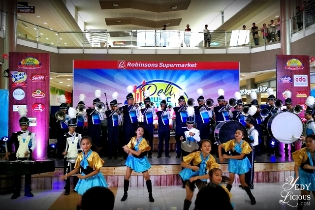 Robinsons Supermarket Deli Music Festival 2016 Battle of the Band at Robinsons Place Antipolo