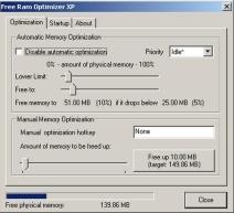 Mengoptimalkan Kerja Memory Dengan Free RAM Optimizer ...
