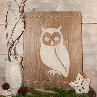 Owl Pallet
