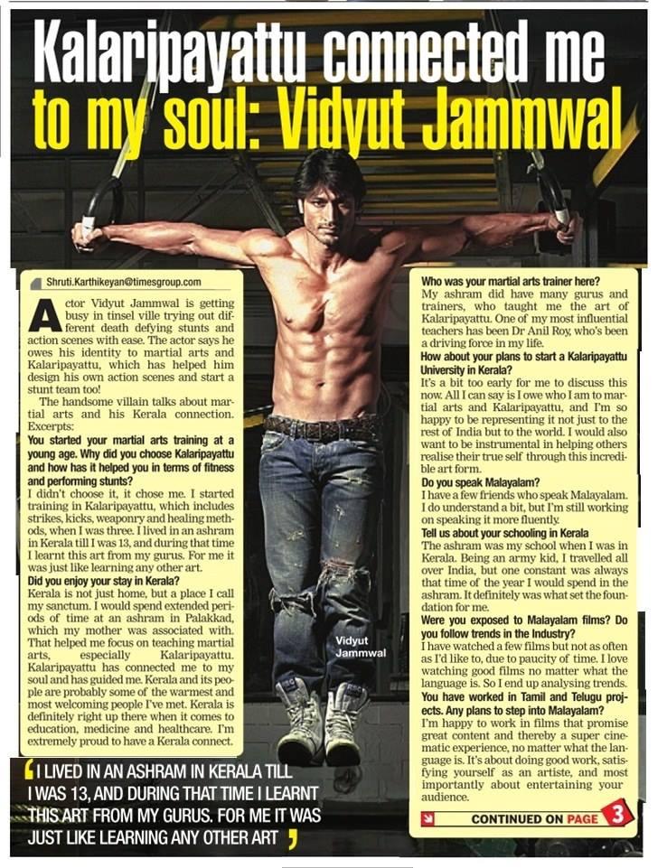 Vidyut Jammwal Images