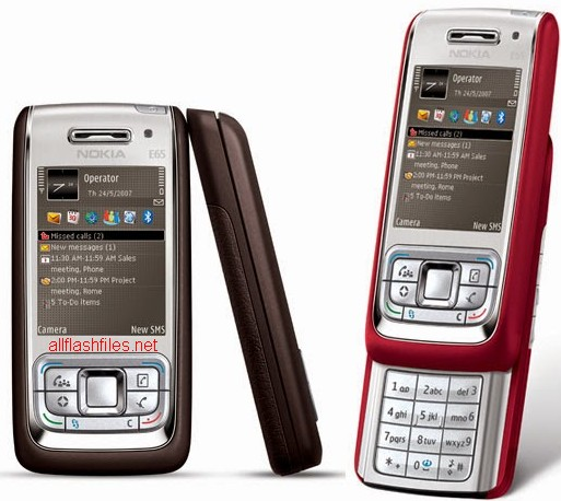 Nokia-E65-Flash-File
