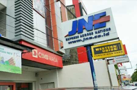 Cara & Tempat Ambil Paket di Kantor JNE Makassar