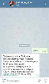 Videos Pr Luis Gonçalves Telegram