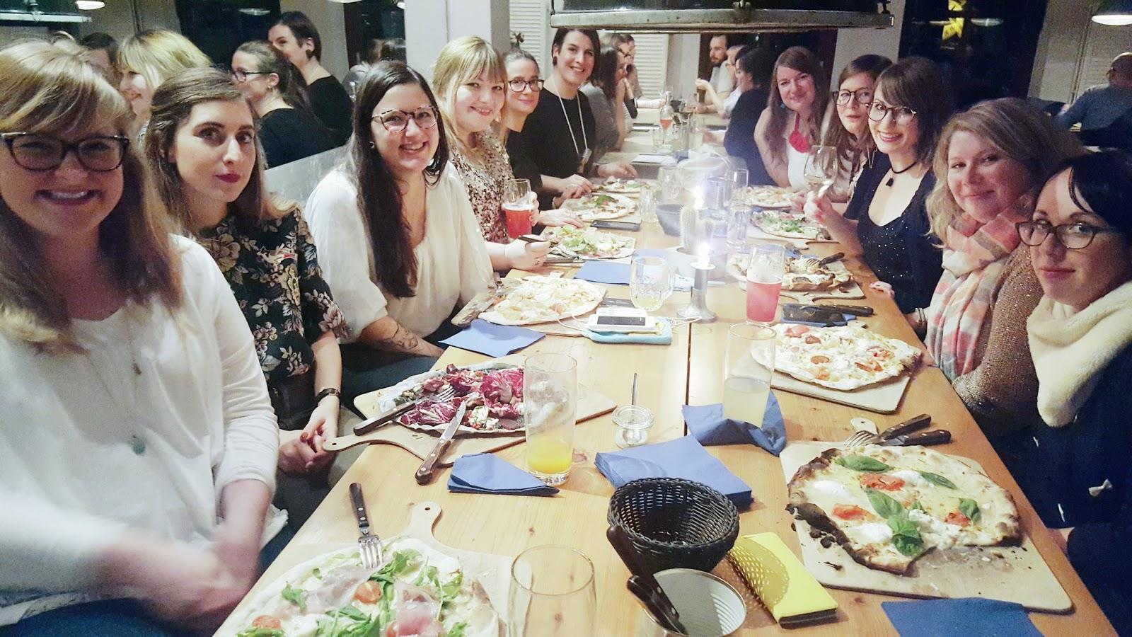 KuneCoco • Das war die Blogst 2016 • Dinner im MEHL