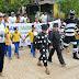 Caminhada contra o Aedes aegypti alerta para conscientização da população em Benjamin Constant