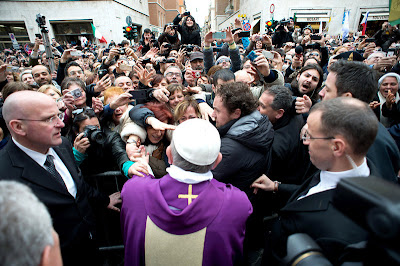 Pope, Pope Francis, Holy Father, First Mass