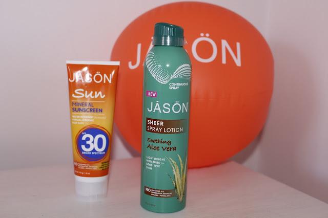 Preparados para el verano con Jas�n