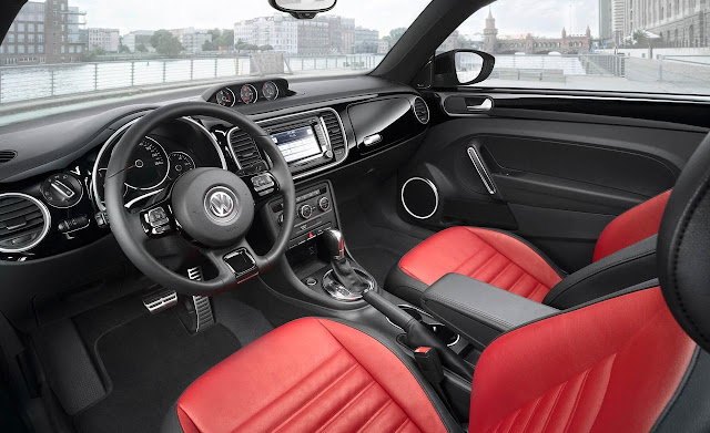 Interior Bettle Turbo