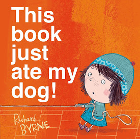 This Book Just Ate My Dog! - Children's Book