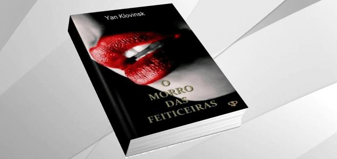 livro: o morro das feiticeitas
