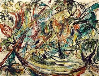 Aliran abstraksionisme seni lukis - berbagaireviews.com