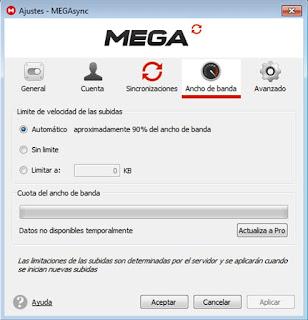برنامج, تخزين, سحابى, ومزامنة, الملفات, للكمبيوتر, MEGAsync, اخر, اصدار