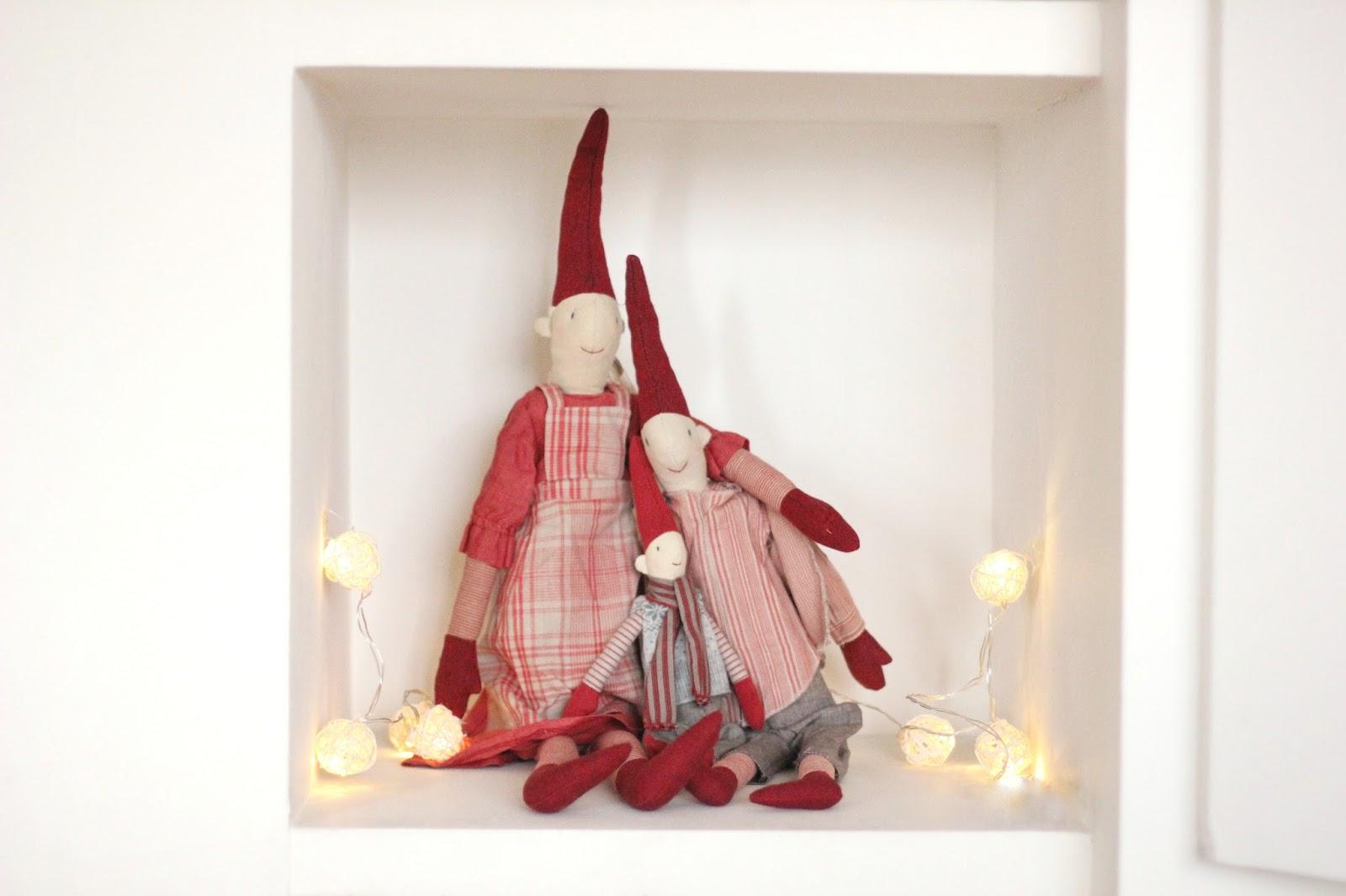 decoracion navideña blaubloom