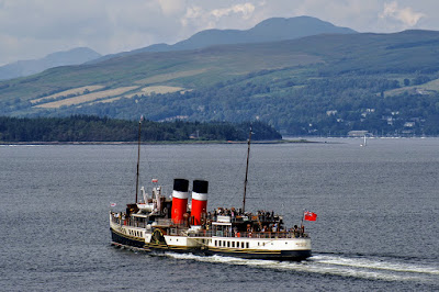 The Steamer Waverley