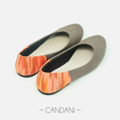 Sepatu Tenun Makassar - Candani
