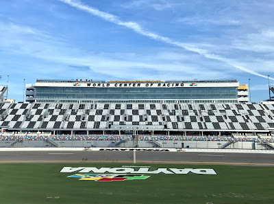 Daytona International Speedway Weekend #NASCAR Schedule