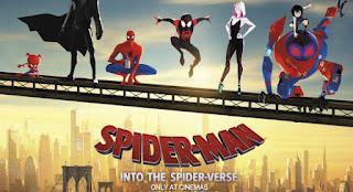 Sony Luncurkan Deretan Poster Karakter Keren Spider-Man: Into The Spider-Verse