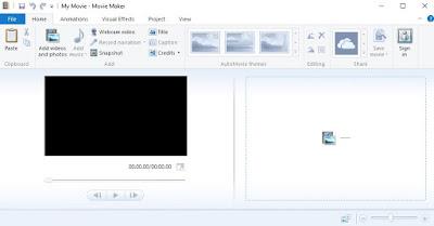 Windows Movie Maker 10