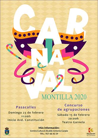AYUNTAMIENTO DE MONTILLA - CARNAVAL 2020