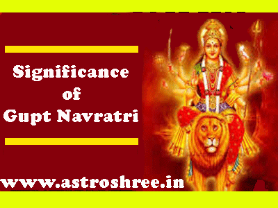 significance of maghi gupt navratri in astrology