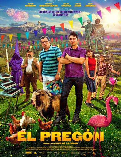 Ver El pregón (2016) Online