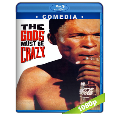 Los Dioses Deben Estar Locos (1980) BRRip 1080p Audio Trial Latino-Castellano-Ingles 2.0