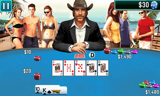 ANDROID GAMES APK DOWNLOAD: Texas Hold'em Poker 2 APK