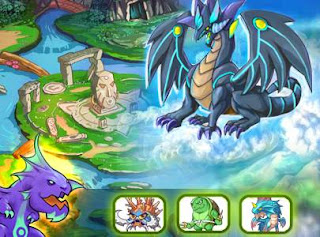 Sprites and Demon - Game Android Pokemon Online hấp dẫn